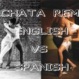 Bachata Remixes - English VS Spanish