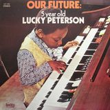 Big Blue Train journey 192: TRIBUTE TO LUCKY PETERSON
