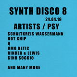 SYNTH DISCO 8 (24.04.2k19)