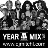 DJ MitchL's YEARMIX 2017 with all remixes from the greatest hits of 2K17 according to global charts