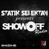 DJ Statik Selektah - Showoff Radio (SiriusXM) - 2018.05.24