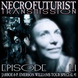 Jarboe & P. Emerson Williams Tour Special #1