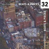 Beats & Pieces vol. 32 [Suff Daddy, Harleighblu & Bluestaeb, Tenesha The WordSmith, Tenderlonious]