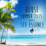 STE ESSENCE - HOUSE MIX SUMMER 2015