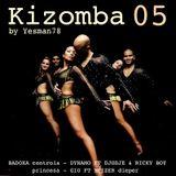 KIZOMBA 05 (Badoxa, Dynamo, Djodje, Ricky Boy, Gio, Keizer)