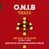 O.N.I.B TRAXX SECOND PHASE -  Mixtape by Bruno Van Garsse & Hervé Hue