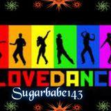I love 2 dance