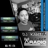 DJ KARTEL RAGGA - JUNGLE 21 SEP 2018