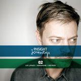 Insight Journeys 02 - Lee Jones / Abraham / Hefner