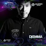 DJ Emma - live at Ultra Music Festival 2015 Japan (Main Stage) - 19-Sep-2015