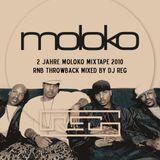 DJ REG - 2 Years Moloko - Classic RNB Tunes Part 2