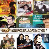 Boleros Baladas Mix Vol 1 - Dj Rivera - Impac Records