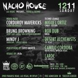 Corduroy Mavericks @ Nacho House Sundays @ Tacos & Beer 12/11/16 (Guest DJ set)