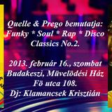 Funky Classic 2013.02.16. Budakeszi