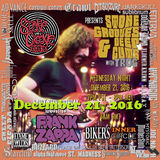 Stone Grooves & Deep Cuts on BiC Radio - December 21, 2016 [Frank Zappa Birthday Tribute #2]