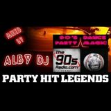 Party Hit Legends #44 - The Best 90's Hits Songs