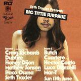 Dubfire - Live At Big Tittie Surprise, LAtlantida (OFF Sonar Week 2014, BCN) - 15-Jun-2014