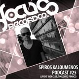 Focus Podcast 025 with Spiros Kaloumenos