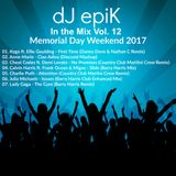 dJ epiK - In the Mix Vol. 12