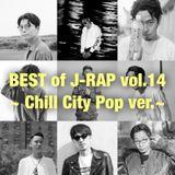 BEST of JAPANESE HIP HOP vol.14 ~Chill City Pop~[PUNPEE, 唾奇, VIGORMAN, Shurkn PAP, TENDRE, 星野源 etc]