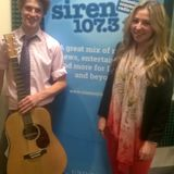 Mollie and Will return to Siren FM