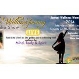 Wellness Journey LIVE! -WellnessWomanWeek-Well Over 40 & Beyond Episode 1