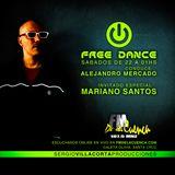 MARIANO SANTOS @ FREE DANCE. FM DE LA CUENCA 107.5MHZ / CALETA OLIVIA, SANTA CRUZ [ARGENTINA]