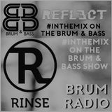 RINSE & REFLECT interviews on the Brum & Bass show with Danny de Reybekill (11/01/2018)
