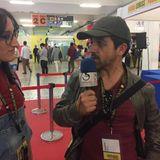 Comicon 2017 - Intervista a Fabio Celoni - a cura di RadioSelfie.it