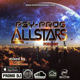Psy-Prog Allstars podcast # 10 with Dj Tony Montana [MGPS 89,5 FM] 25.02.2017