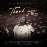 Thank YoU 2018 Mixx