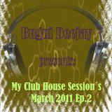 March Session Tribal Sound Ep.2 Bugui Deejay
