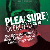 Don Dionysos @ Pleasure Overload part 2