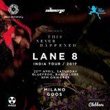 Episode 12 - Live at Blue Frog Bangalore, Lane 8 India Tour