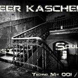 Peer Kaschen - Lost Souls - TechnoMix 001/2017