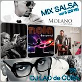 MIX SALSA CUBANA VOL 5 (2015)