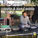 Joplin & Alex Castillo - Live at re:Love - 01.01.17