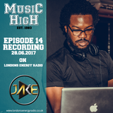 Music High Radio Show - Episode 14