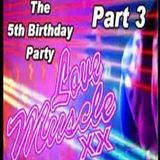 DJ Marc Andrews - Live at Love Muscle's (Fridge Brixton) 5th Birthday Party - Part 3