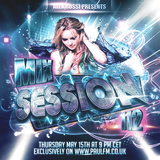 Alex Rossi - Mix Session 112 (May 2k14) (Paul FM Radio)