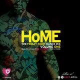 LOVEMACHINE HOME FRIDAYS MIX - VOLUME 1 featuring DJ Fendie