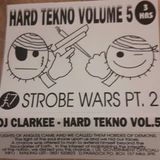 DJ Clarkee - Strobe Wars Part 2, 1994.