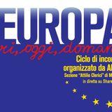 Europa: ieri, oggi e domani #1 Alberto Martinelli 09/02/2019