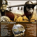 DJ MODESTY - THE REAL HIP HOP SHOW N°319