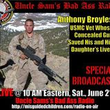 Uncle Sam's Misguided Children Tank Show 2014-06-21