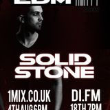 076 The EDM Show with Alan Banks & guest Solid Stone