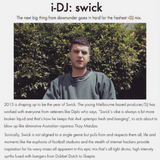 Swick Mix for i-D Magazine March 2015