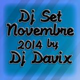 Dj Set Novembre 2014 by DjDavix - #EDM Selection