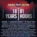 JayJay @ 18 Years U60311 Frankfurt
