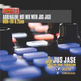 Adrenaline Hot Mix with Jus Jase on Hott 93 TRINIDAD - EDM Set (Radio Rip 9.20.14)
